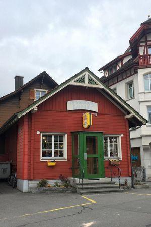 Bahnhof Chalet, Stans