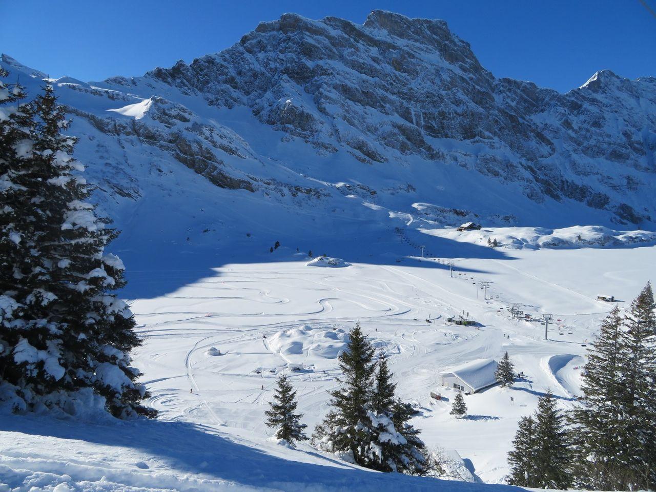 Schneeschuh-Rundweg Trübsee