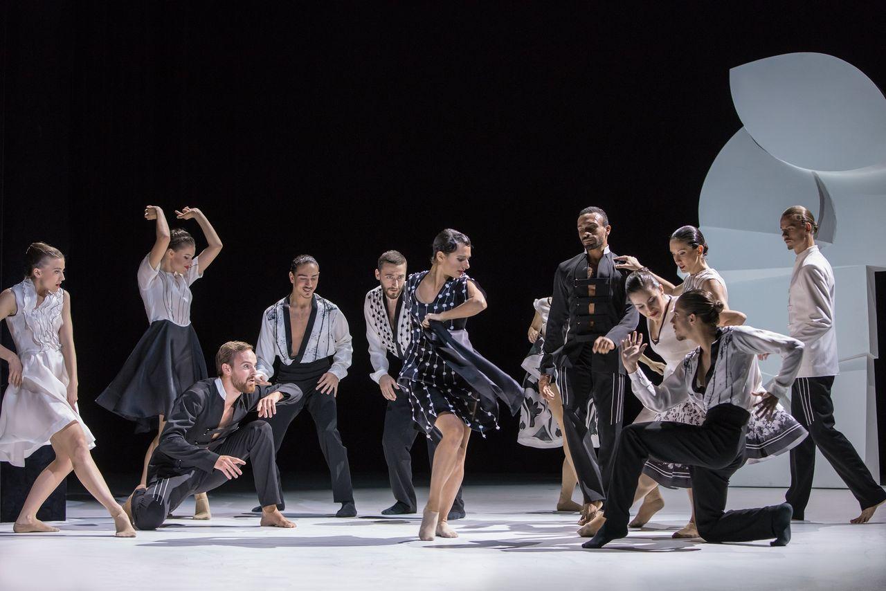Zum letzten Mal: Tanz 31: CARMEN.maquia