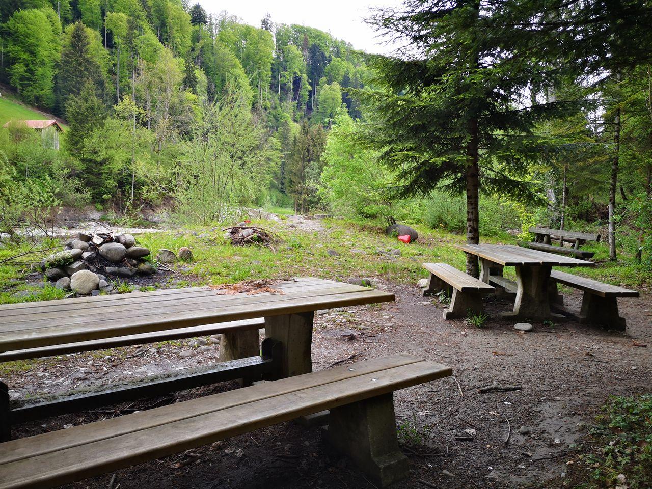 Picknickplatz Kleine Emme 2