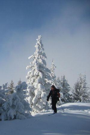 Skitouren in der UNESCO Biosphäre Entlebuch