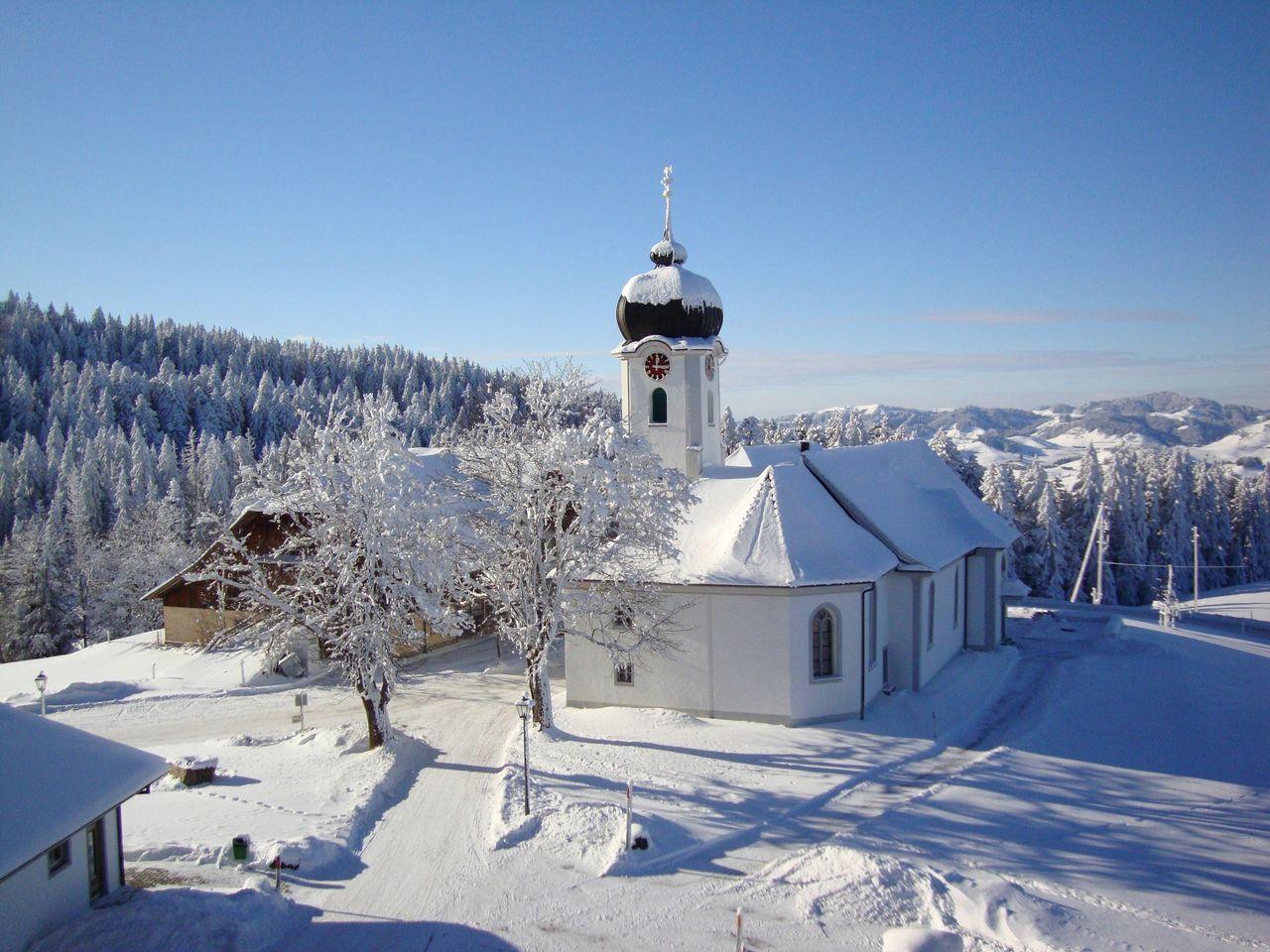 Schneeschuhtrail Heiligkreuz - Kleine First - First