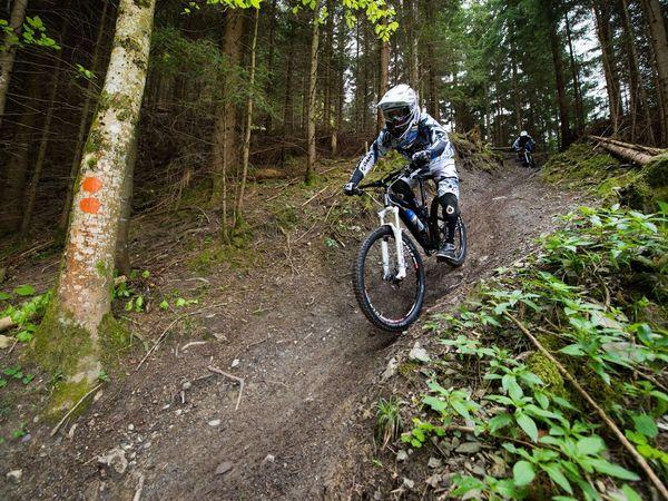 Downhill Haldi-Schattdorf