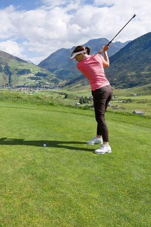 Golf Course Andermatt