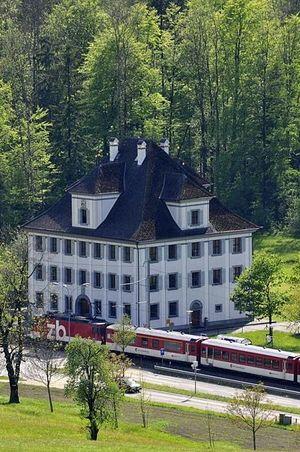 Herrenhaus Grafenort