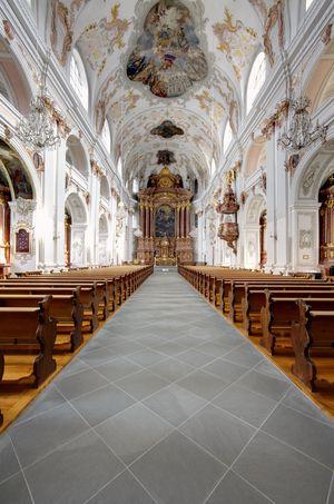 L'église des Jésuites
