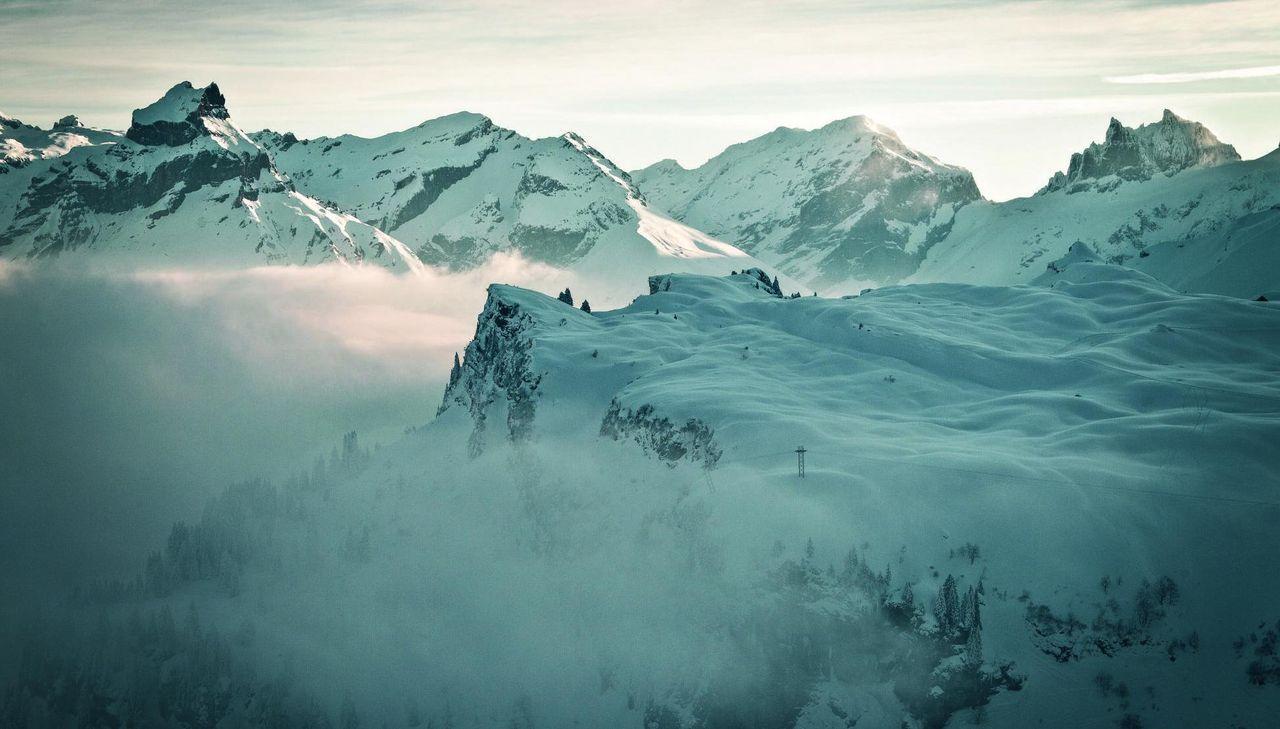 Engelberg-Titlis – un paradis d'hiver