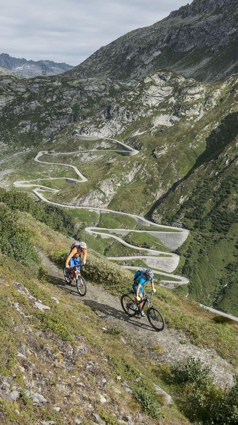 Biketour Region Luzern-Vierwaldstättersee