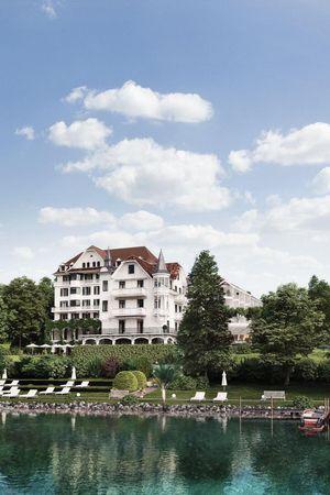 Chenot Palace Weggis