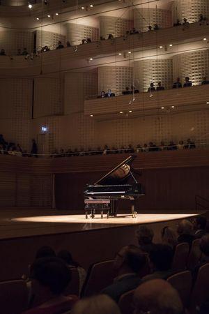 17 - 25 novembre 2018: Lucerne Festival au Piano