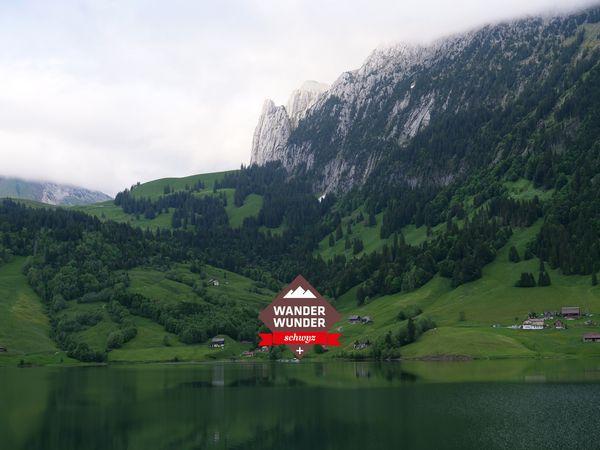 Wanderwunder Schwyz: Wägital Bockmattli