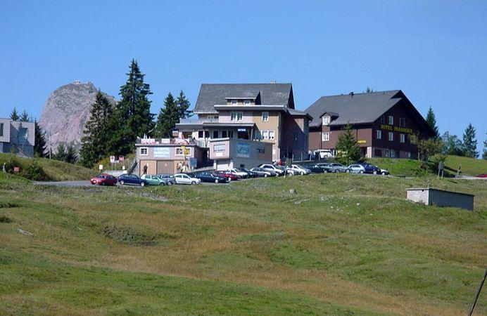Hotel Passhöhe - Ibergeregg