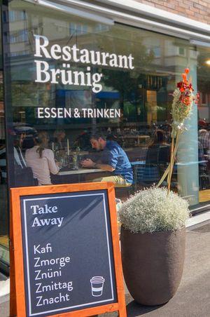 Restaurant Brünig