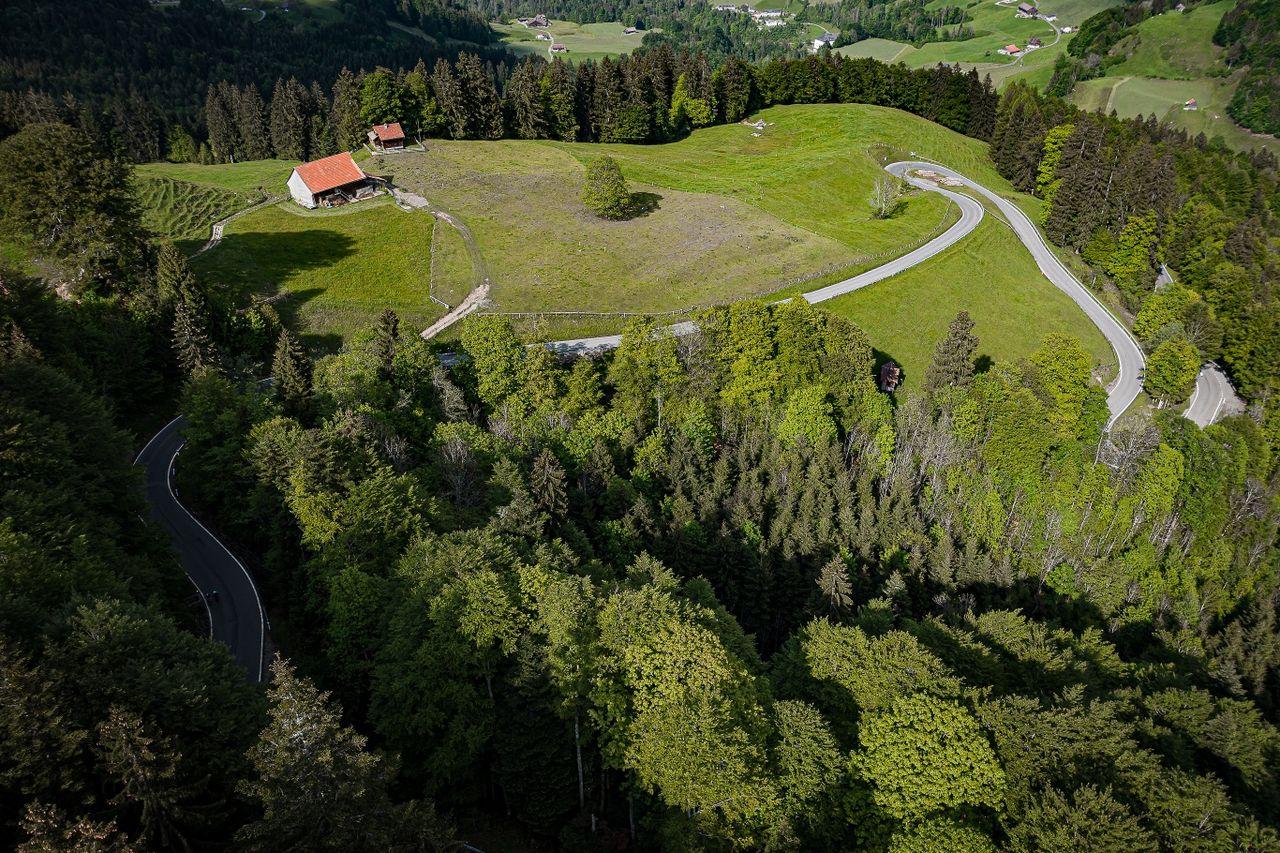 Rundtour vom Zürichsee via Sattelegg und Einsiedeln