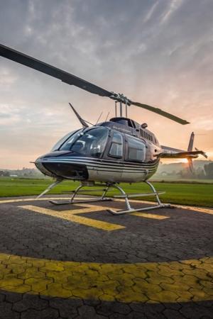 Elite Flights - Helikopterflüge