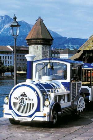 City Train Lucerne