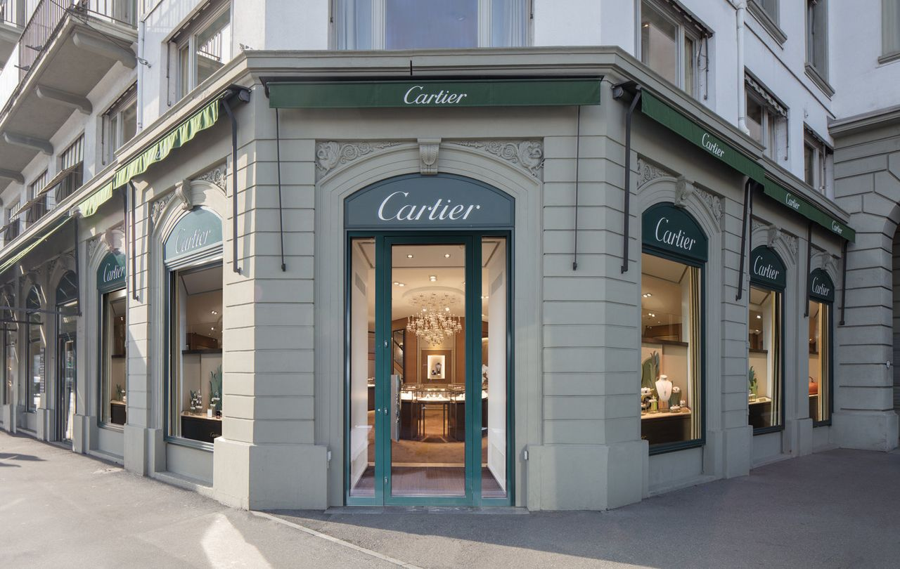 Boutique Cartier Luzern