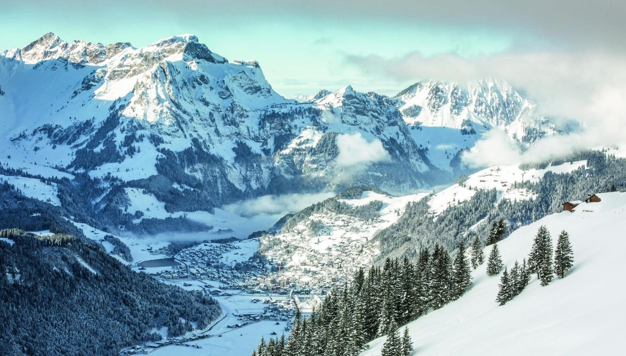 Engelberg-Titlis – a winter paradise