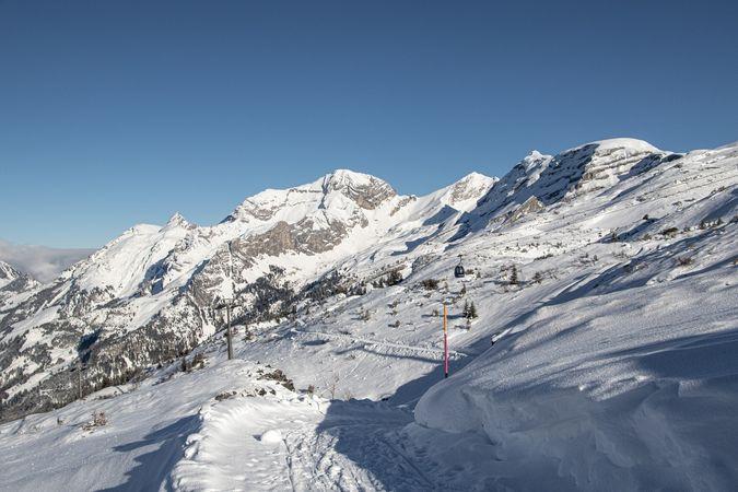 Winterwanderweg Melchsee-Frutt – Bettenalp