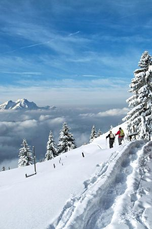 4 activités d'hiver en dehors des pistes