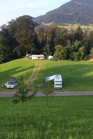 Campingplatz Gerbeweid, Weggis