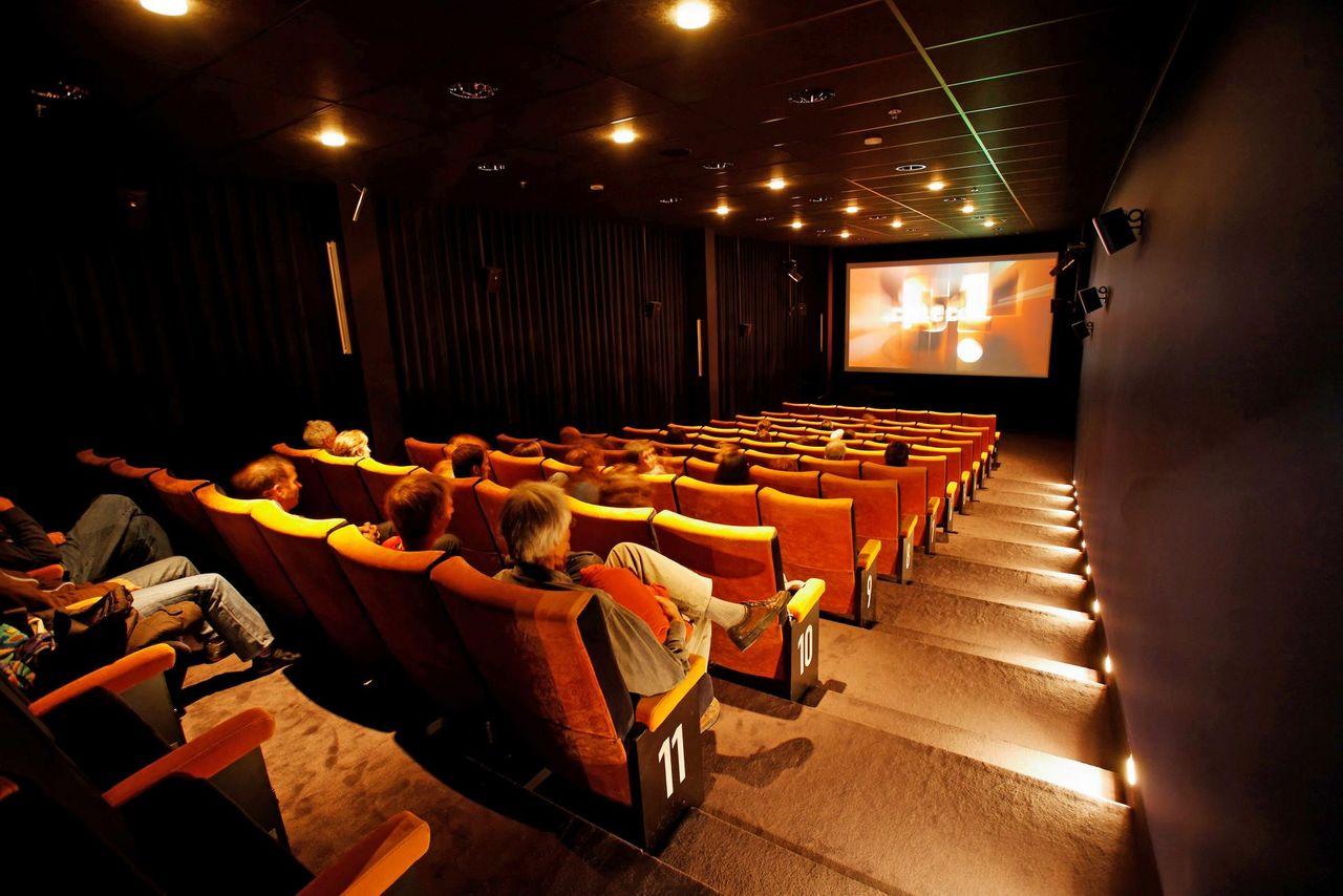 Einblick in die Welt des Kinos