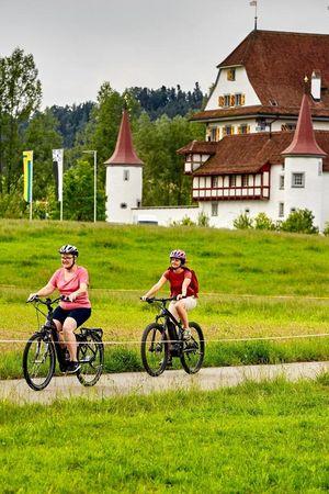 Rundtour Willisau - Wasserschloss Wyher - Alberswil