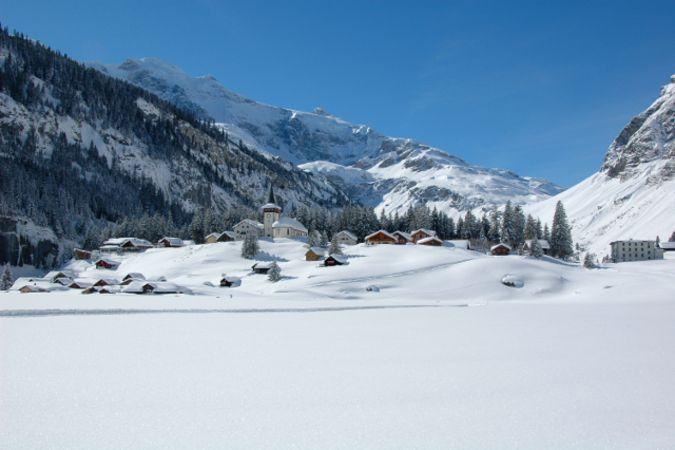 Alphütte Mättenwang