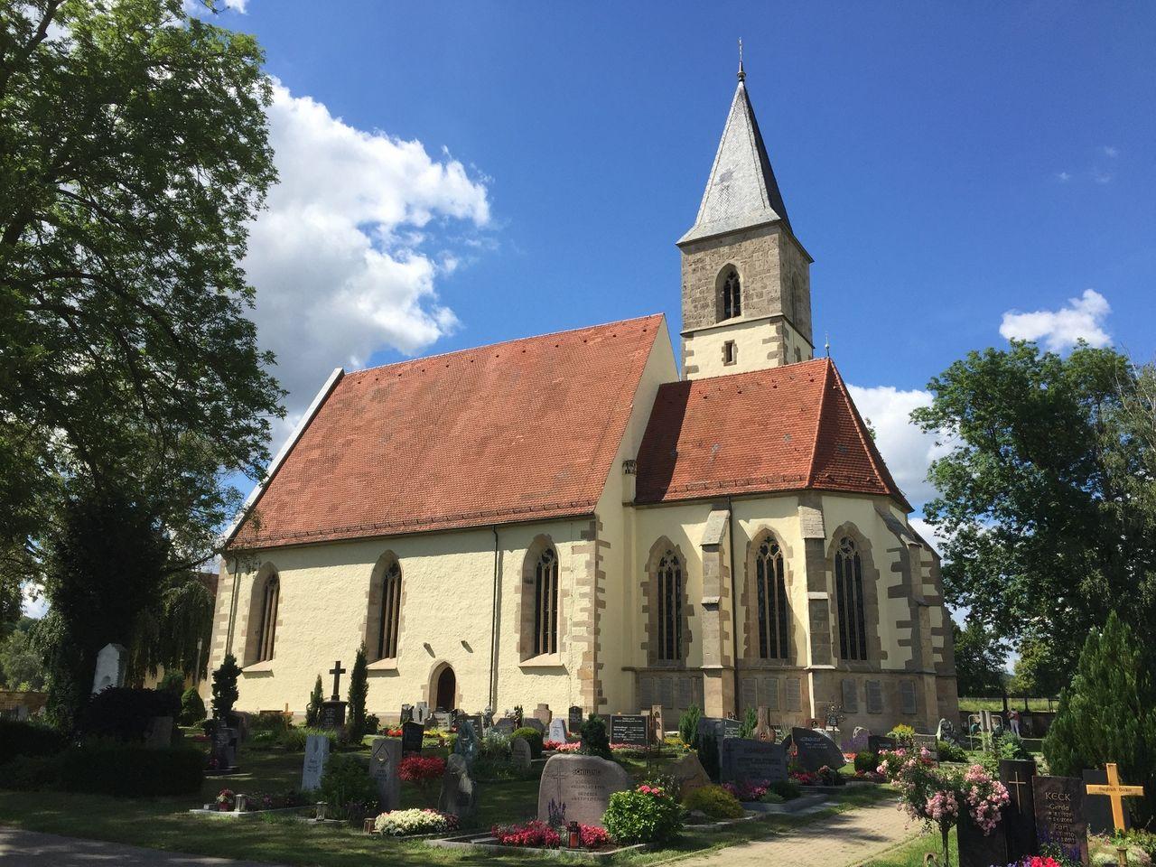 MEINRADWEG - Etappe 1.1 - Rottenburg-Hechingen