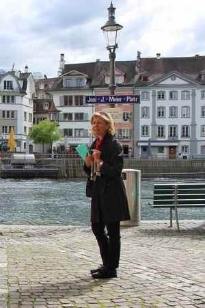 Frauen, die Luzern bewegten