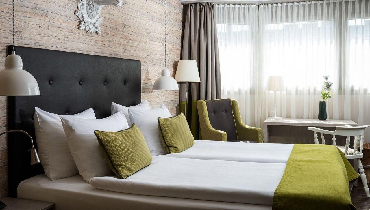 [Translate to French:] Ameron Luzern Hotel Flora