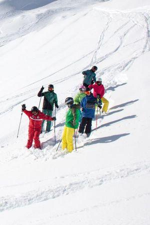 Ski-Schnitzeljagd Sörenberg