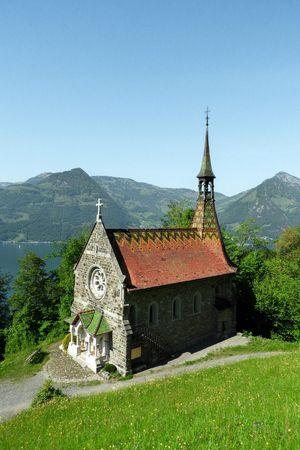 Chapel St. Anna, Emmetten