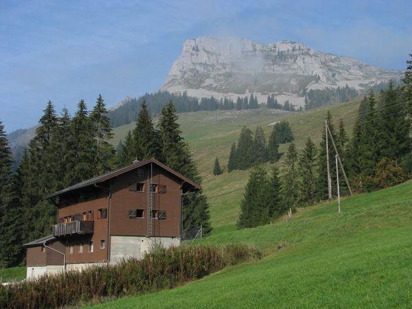 "Gruppenunterkunft ""CEVI Schneeberg"""