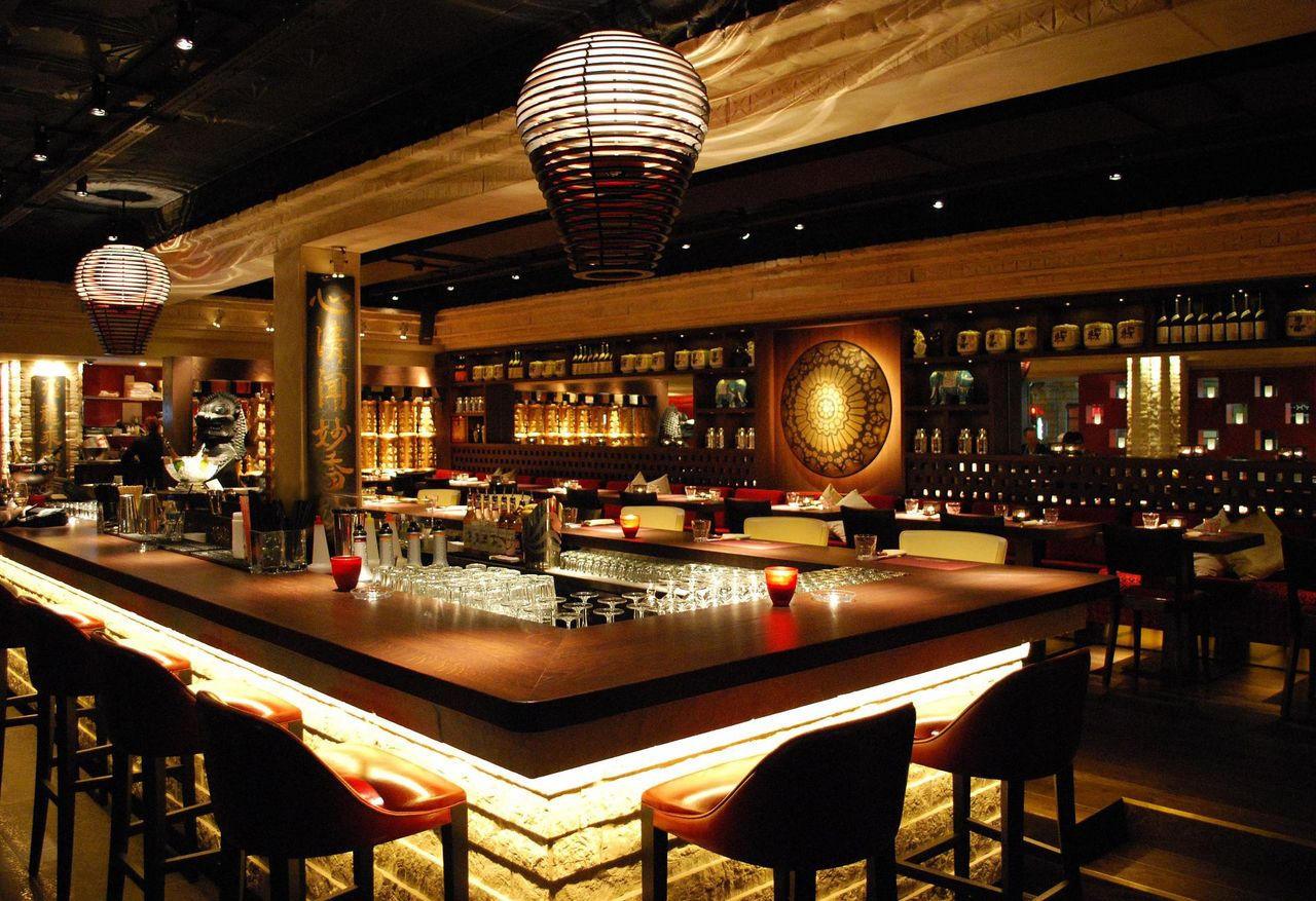 Mekong Asian Bar