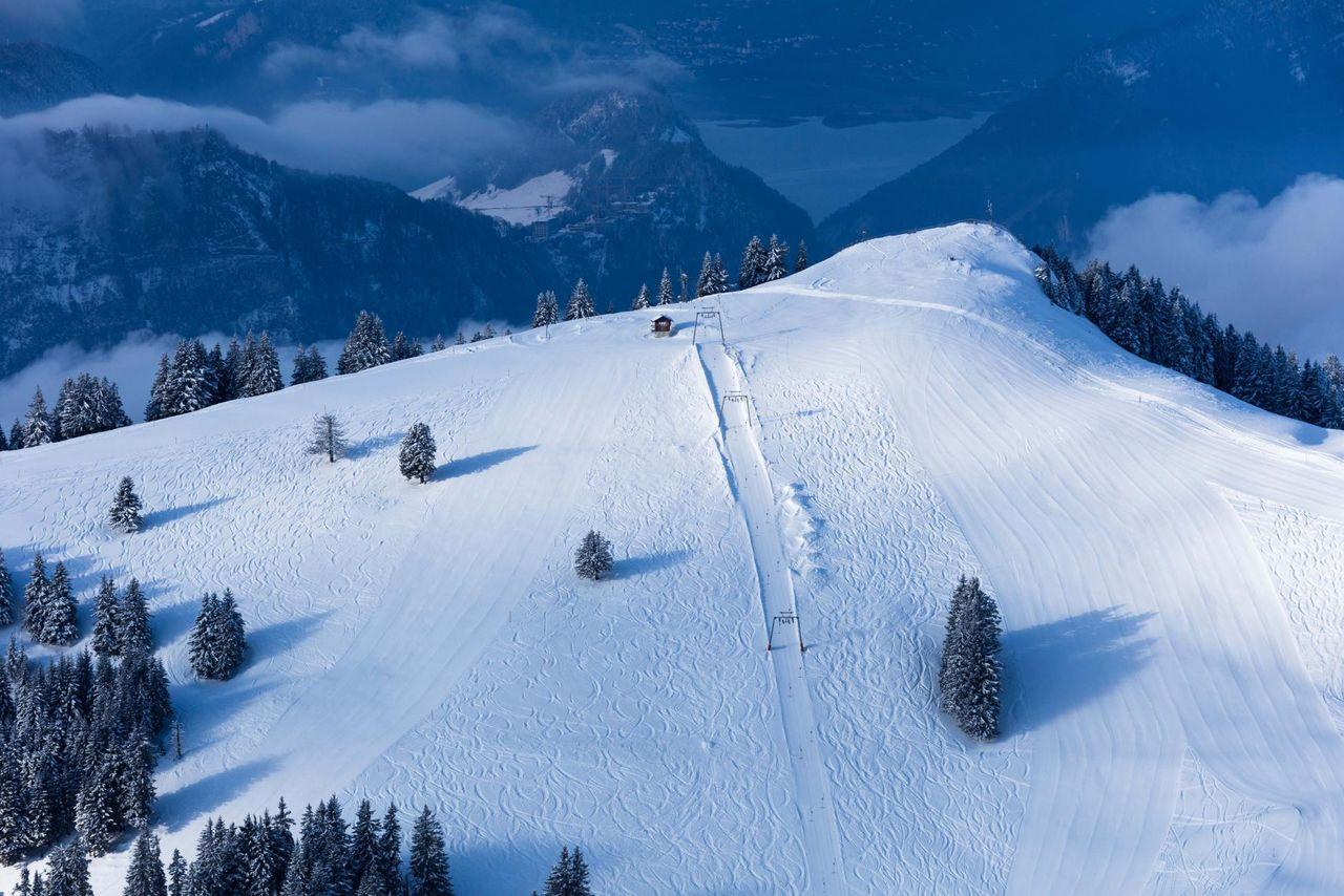 One region - 3 ski resorts
