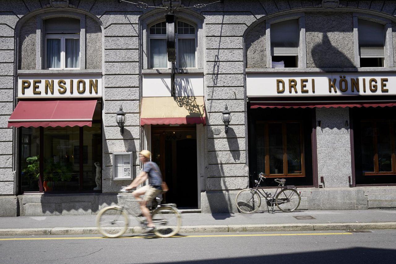Bruch quarter - Lucernes trendiest neighbourhood