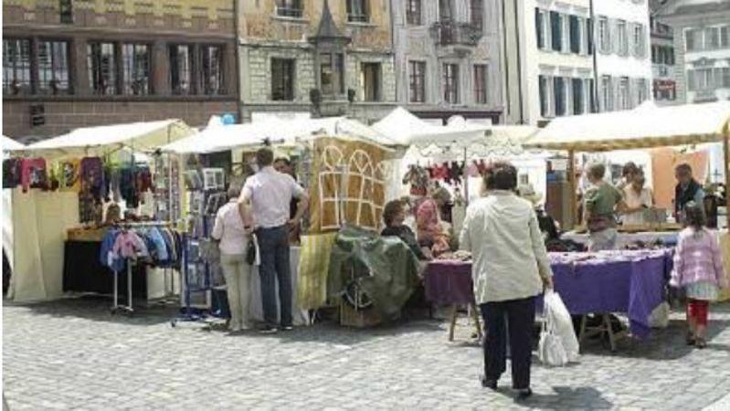 Luzerner Weihnachts- und Handwerksmarkt