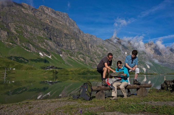 Vier-Seen-Wanderung