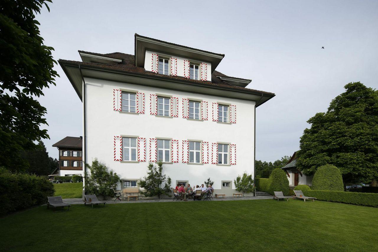 Lucerne Golf Club Mansion