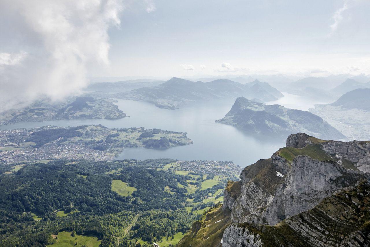 Week-end prolongé à Lucerne