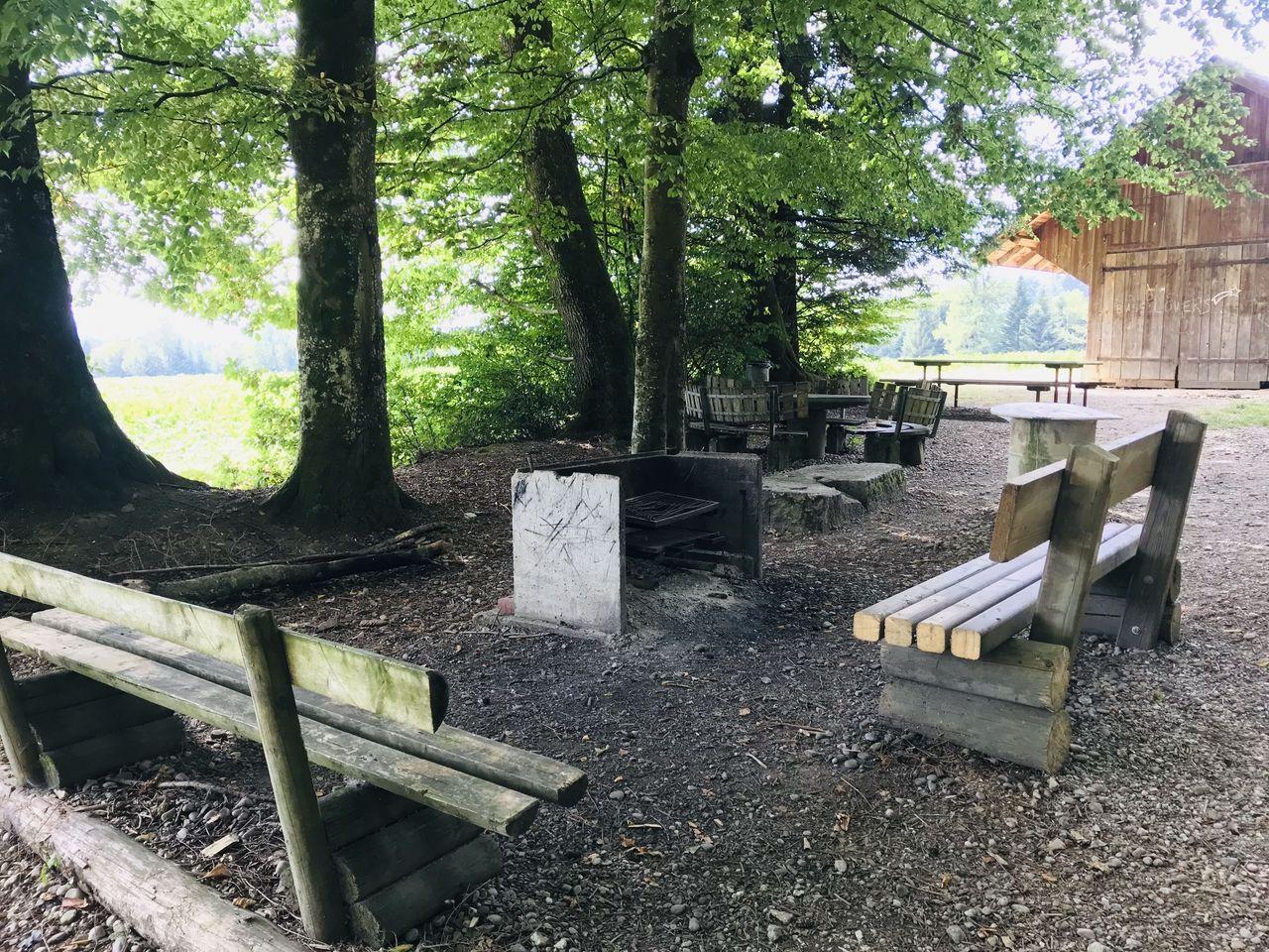 Altishofen - Feuerstelle Vogelhütte