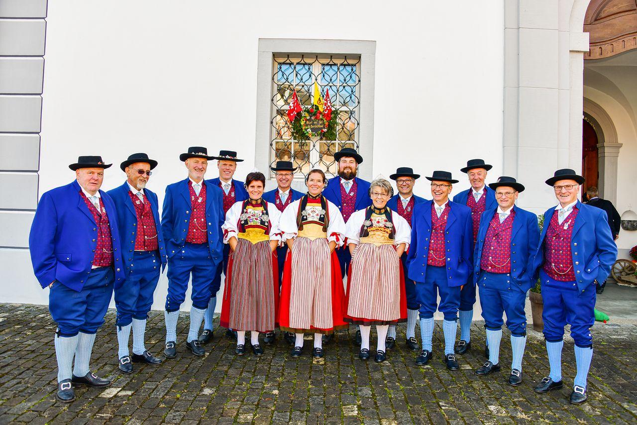 Alpina Cheerli Wolfenschiessen Jodlermesse