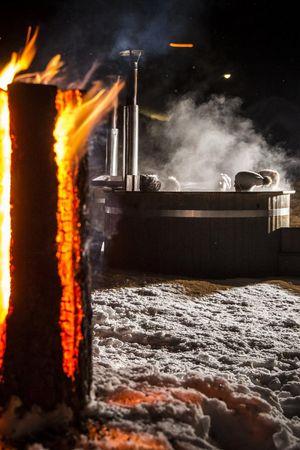 Göschenen: Feuer und Eis