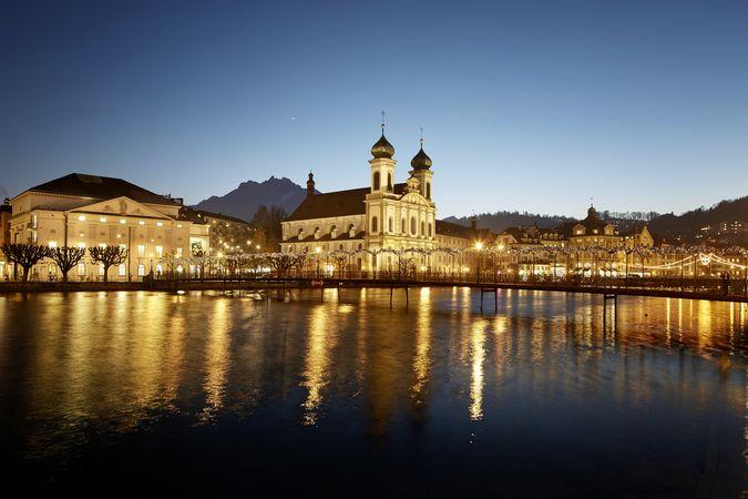 Light Festival Lucerne – Lilu