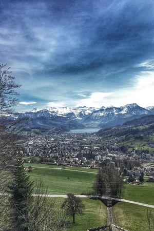 Sonnenberg - der «kleine» Hausberg Luzerns
