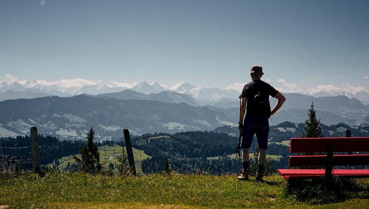 Napf - Bike- und Wanderparadies