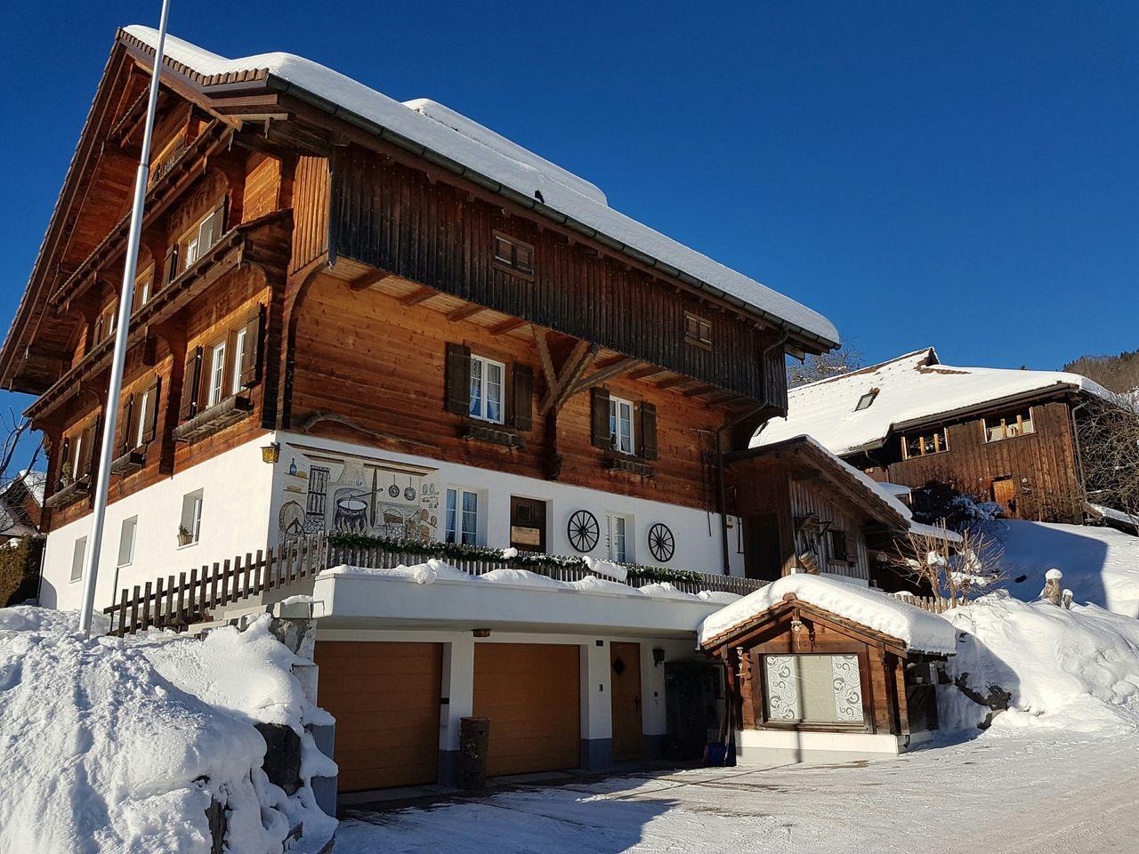Ybrig Lodge - Unteriberg