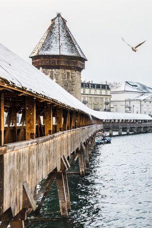 5 raisons de visiter Lucerne en hiver