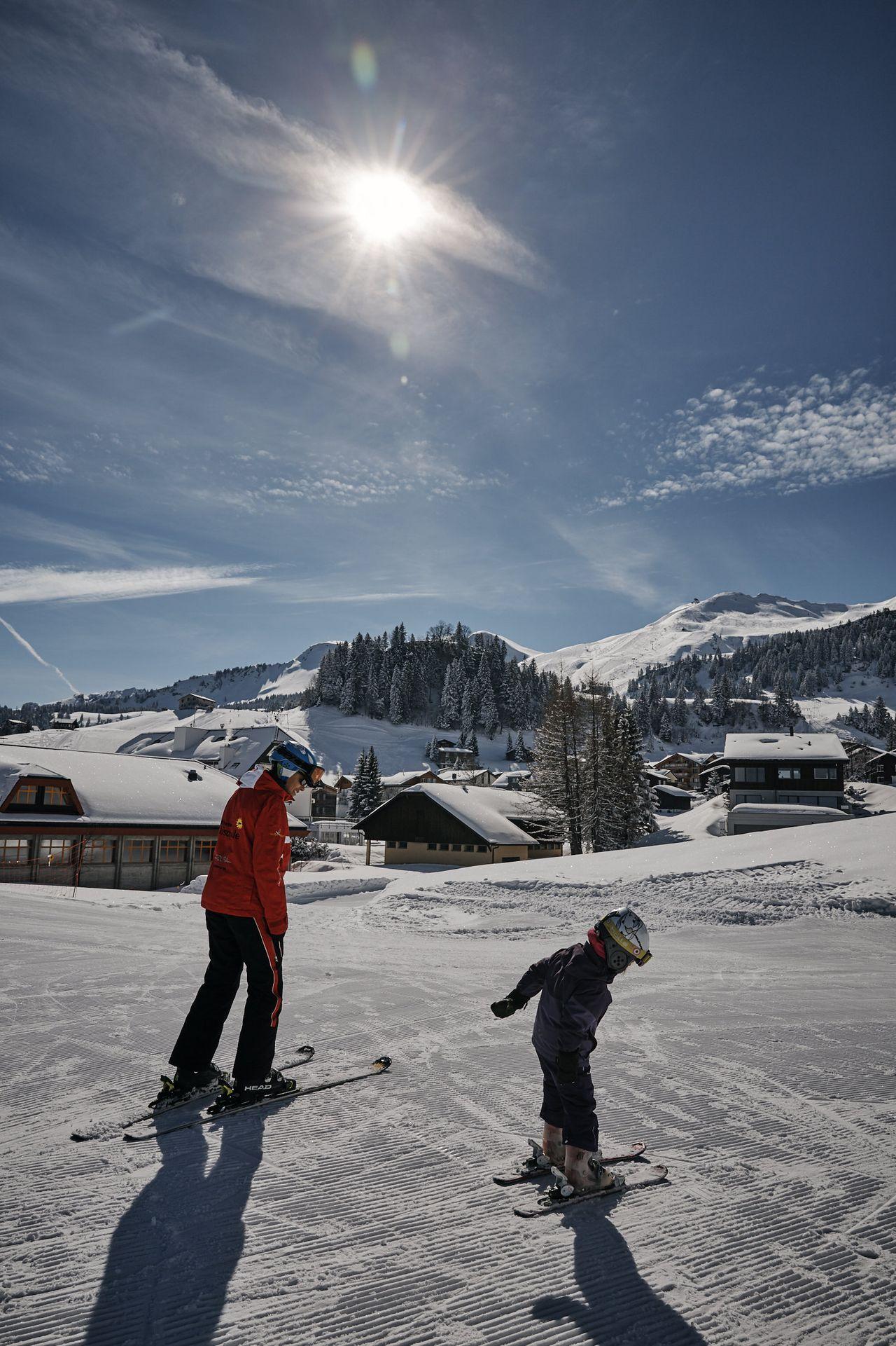 Swiss Snow Sport School Stoos